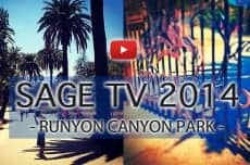 new sage tv episode – runyon canyon –
