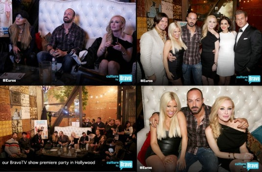 preview, euros of hollywood, bravo tv, core media, rockstars & angels, los angeles, hollywood, sascha gerecht, german tank