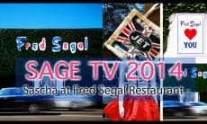 NEW SAGE TV Episode @ Fred Segal