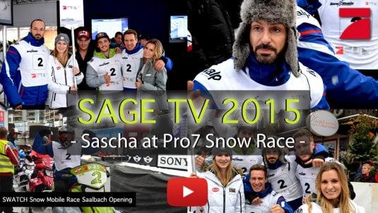snow race,sascha gerecht, pro7, timo scheider, jürgen milski, rockstars and angels