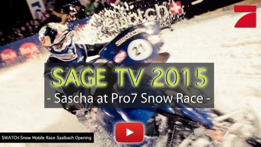 snow race, pro 7 , rtl , sascha gerecht, rockstars and angels, winter, games