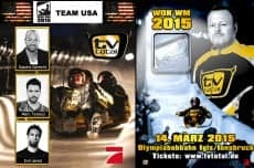 Pro 7 WOK WM 2015 – team usa
