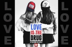 LOVE…IS THE NEW DRUG