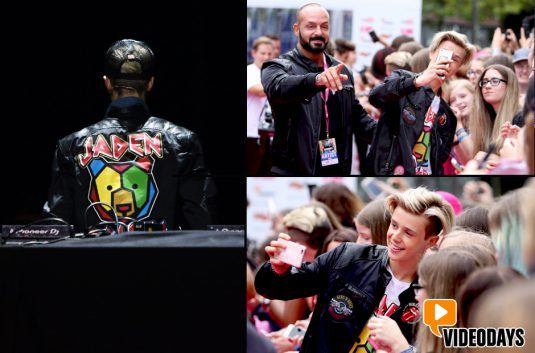 Video Days Cologne Berlin Jaden Bojsen - mike singer - lucas rieger - Videodays - Jaden - sascha gerecht - los angeles - Rockstars & Angels - Fashion - Mode