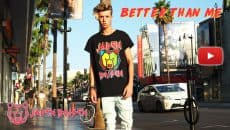 "Official Music Video ""Better than me "" Jaden Bojsen"