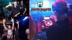 My Boy Jaden Bojsen fucken rocken South Germany's biggest Party