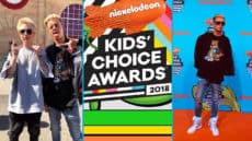 Kids choice award and RTL Germans biggest tv channel followed Jaden Bojsen