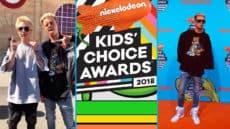 Kids choice award and RTL Germans biggest tv channel followed Jaden Bojsen